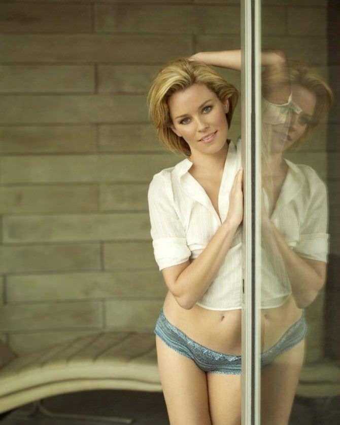 Элизабет Бэнкс фотография в нижнем белье