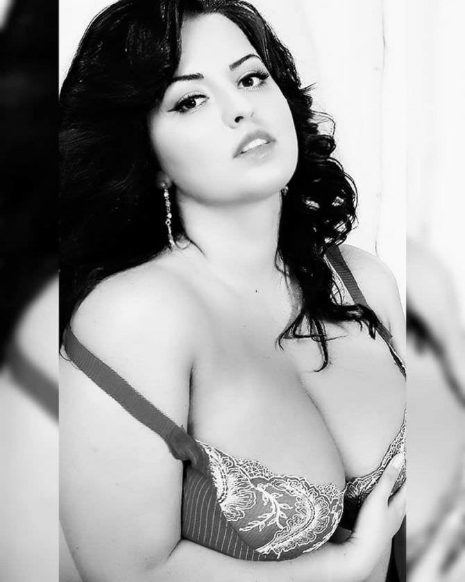 Рима Пенджиева фото в нижнем белье