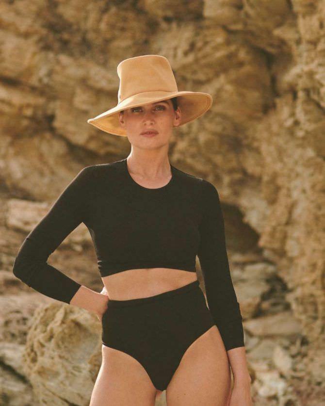 Летиция Каста фото в шляпе