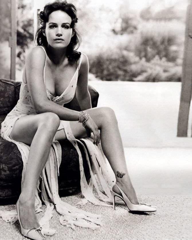 Карла Гуджино фотография в красивом платье