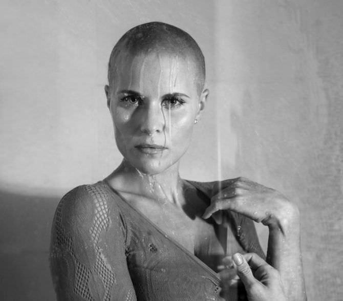 Марина Вовченко фотография под водой
