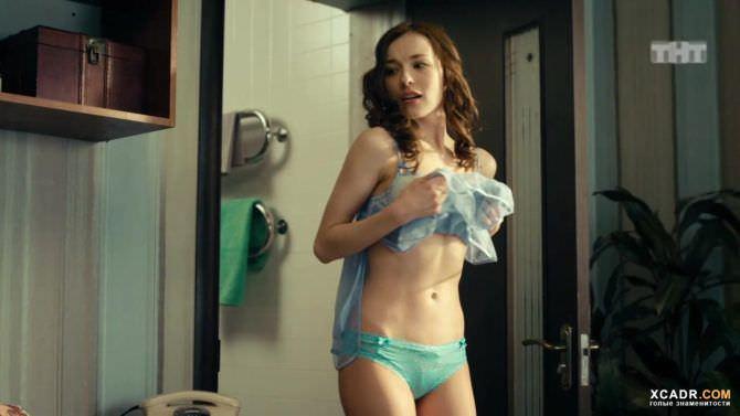 Анастасия Иванова кадр из фильма в белье