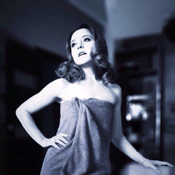 Валентина Рубцова фотография в полотенце