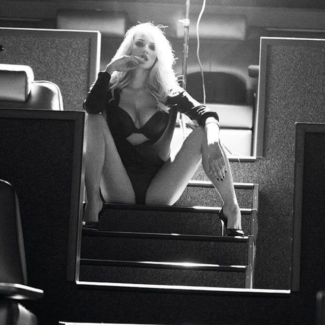 Татьяна Котова фотосессия в xxl 2014