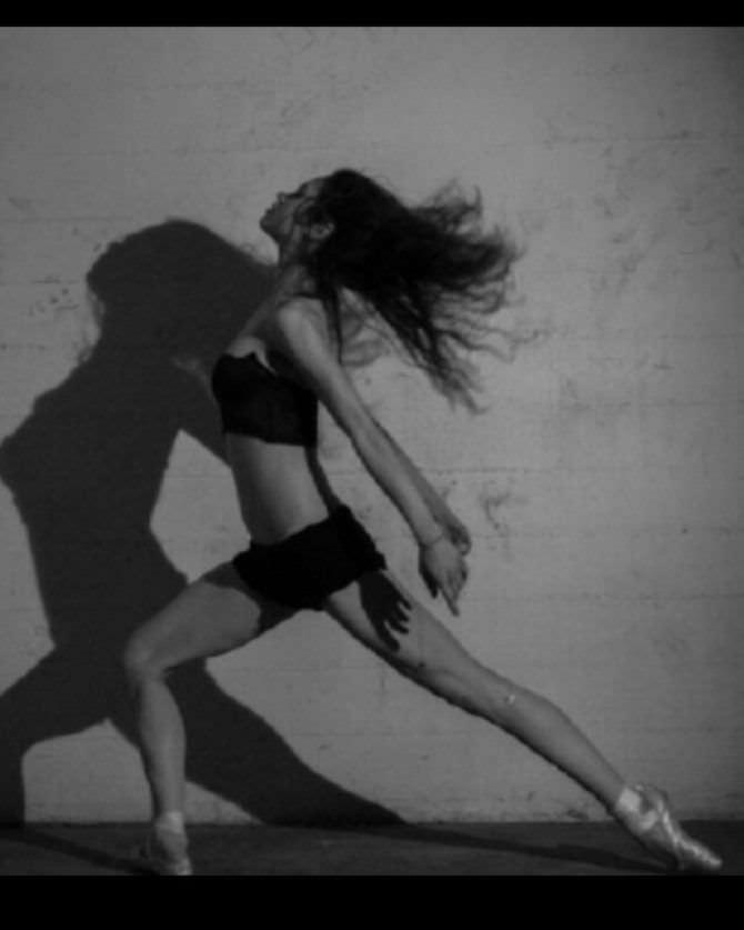 Индиа Айсли фотография на тренировке