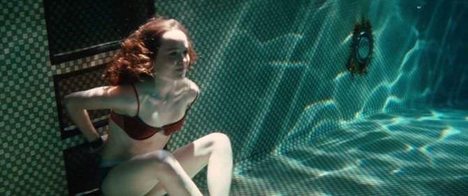 Эллен Пейдж кадр в купальнике