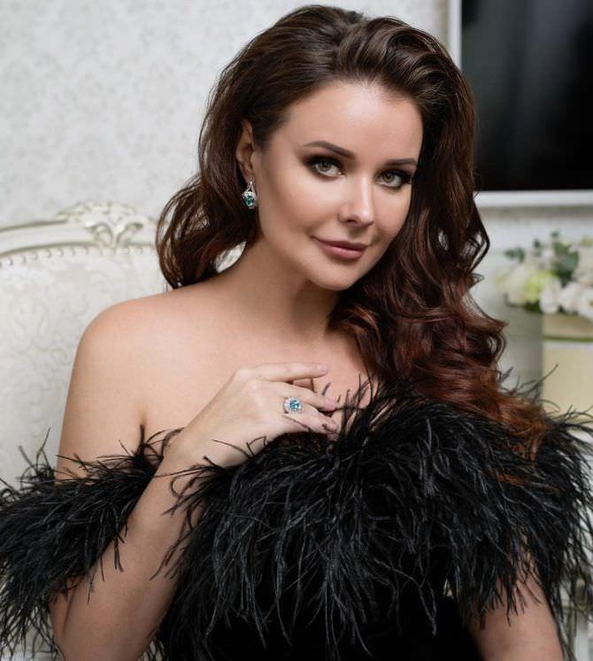 Оксана Фёдорова фотография в инстаграм