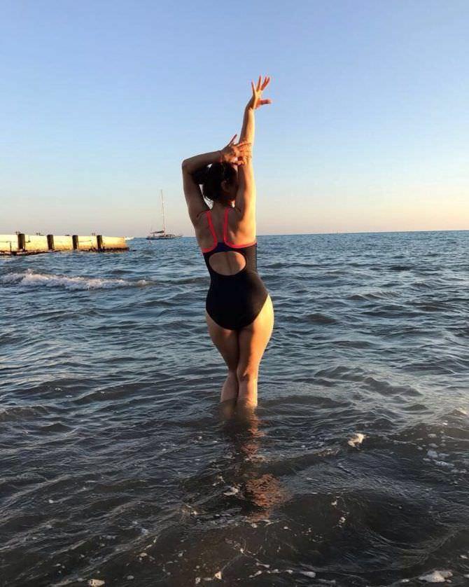 Валентина Рубцова фото в купальнике