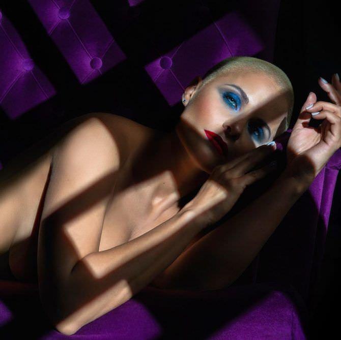 Марина Вовченко фотосессия в инстаграм