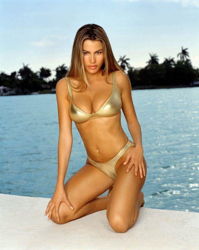 София Вергара фото с обложки максим 2005