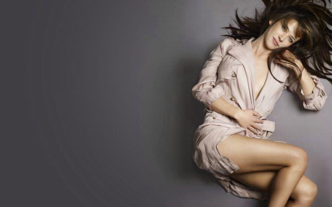 Софи Марсо фото в лёгком платье