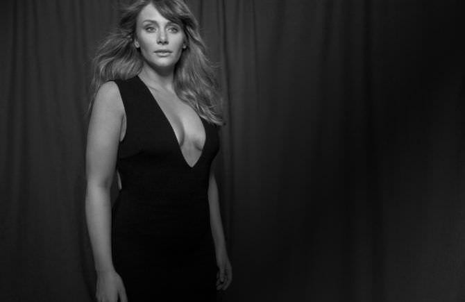 Брайс Даллас Ховард фотография в вечернем платье