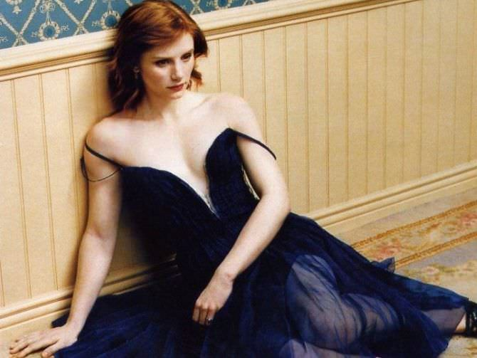 Брайс Даллас Ховард фото в красивом платье