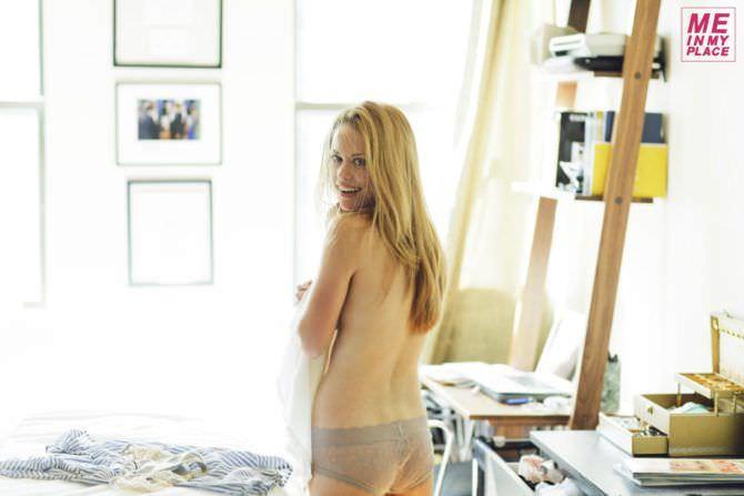 Клэр Коффи Me In My Place откровенное фото для проекта