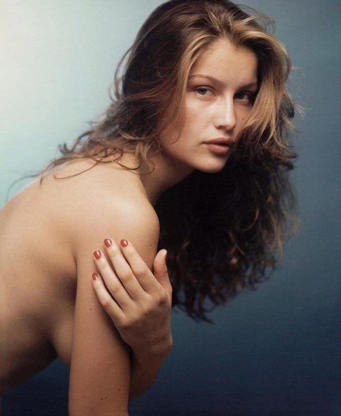Летиция Каста красивое фото в молодости