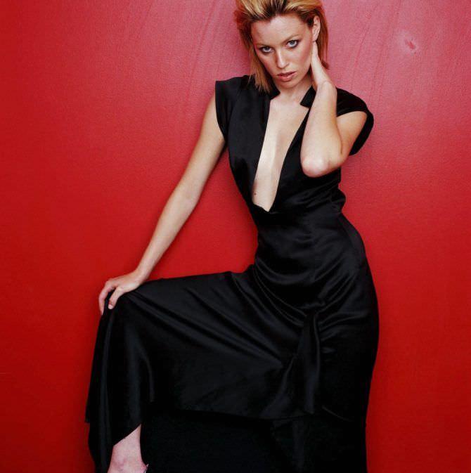 Элизабет Бэнкс фотография в вечернем платье