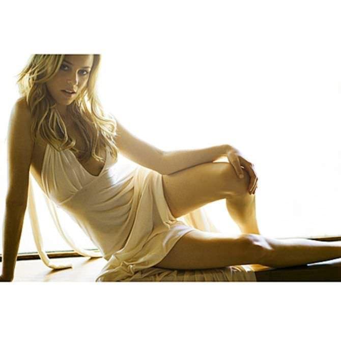 Элизабет Бэнкс фото в лёгком платье
