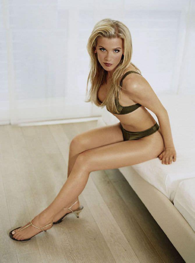 Ева Хаберманн в нижнем белье