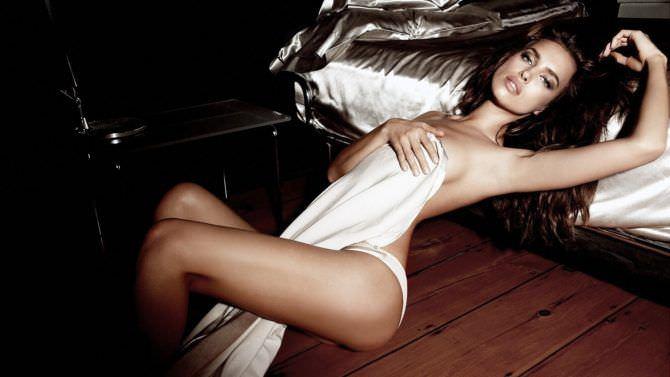 Ирина Шейк фото из журнала 2012
