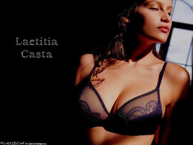 Летиция Каста фото в красивом белье