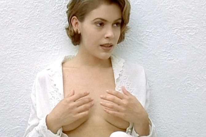 Алисса Милано кадр из фильма