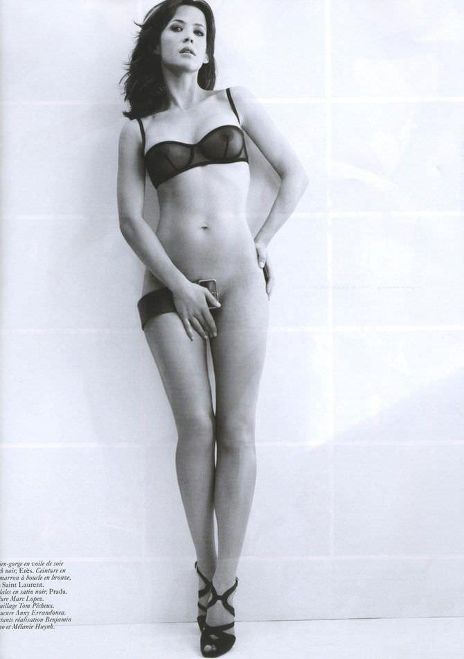 Софи Марсо фото в бикини без плавок