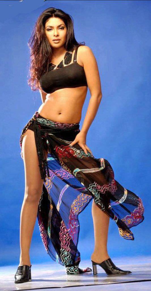 Приянка Чопра фотография в порео