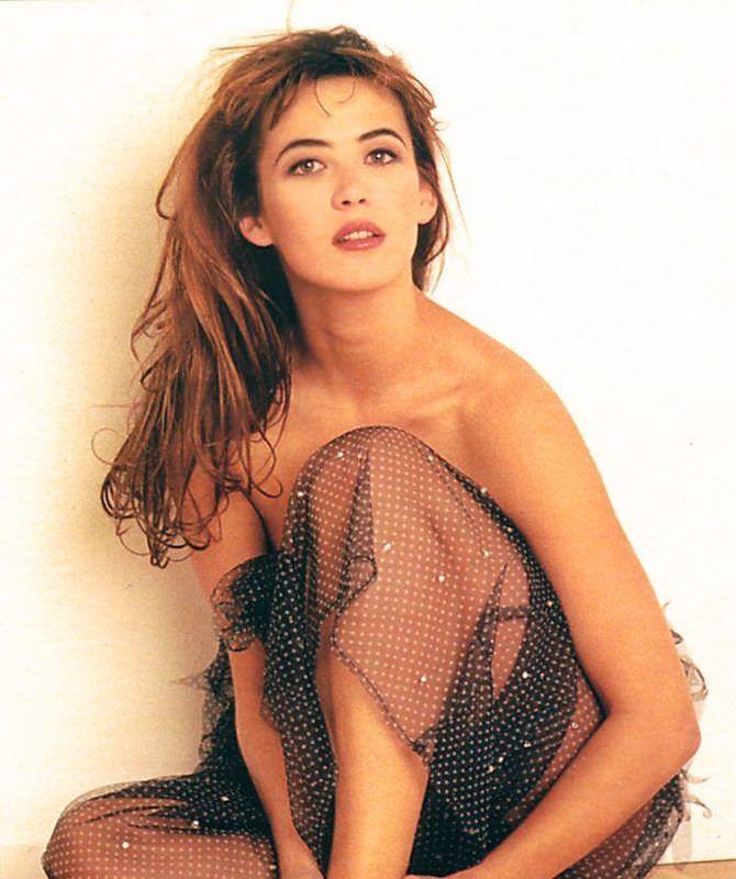 Софи Марсо фото в вечернем платье