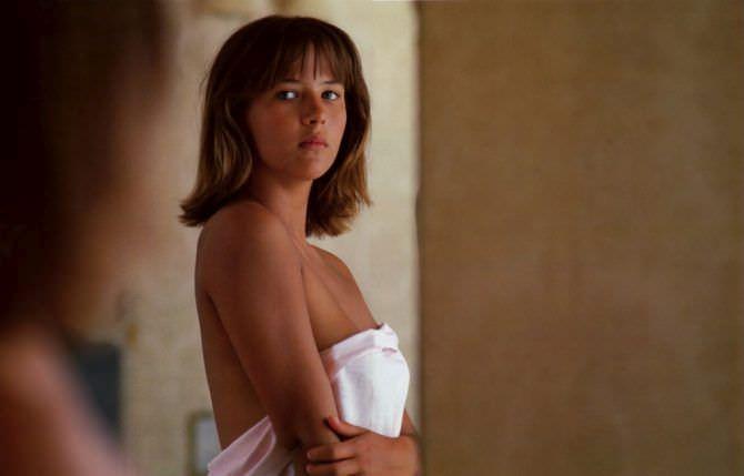 Софи Марсо кадр с молодой актрисой
