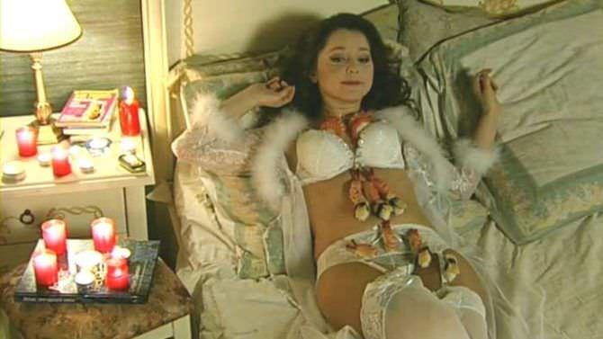 Валентина Рубцова кадр в постели