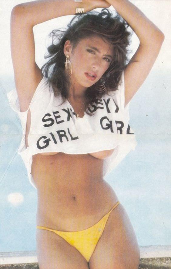 Сабрина Салерно фото в бикини
