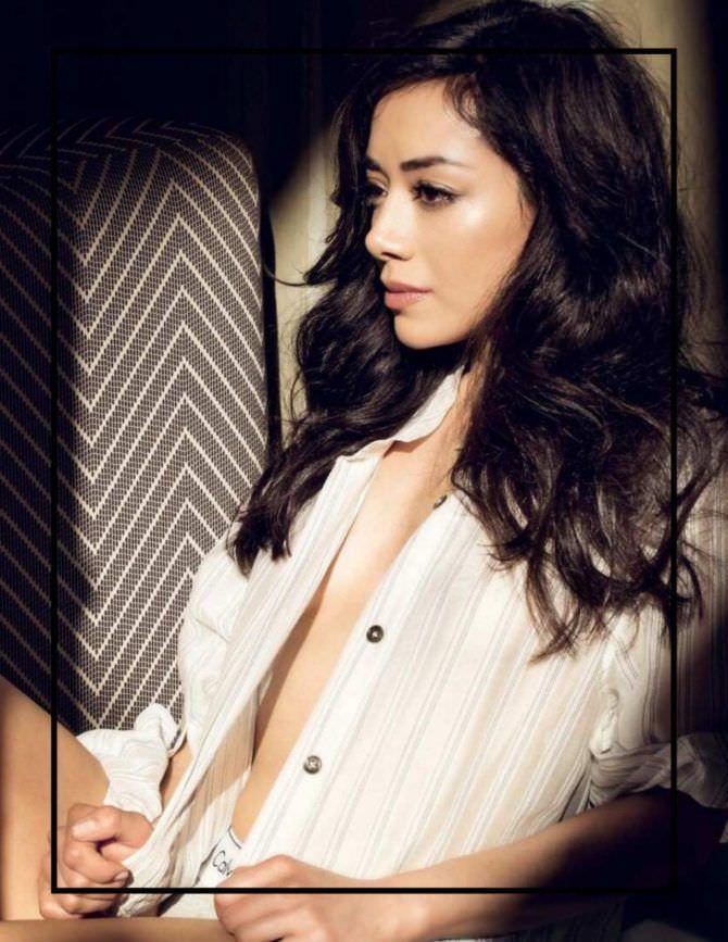 Айми Гарсиа фото для журнала