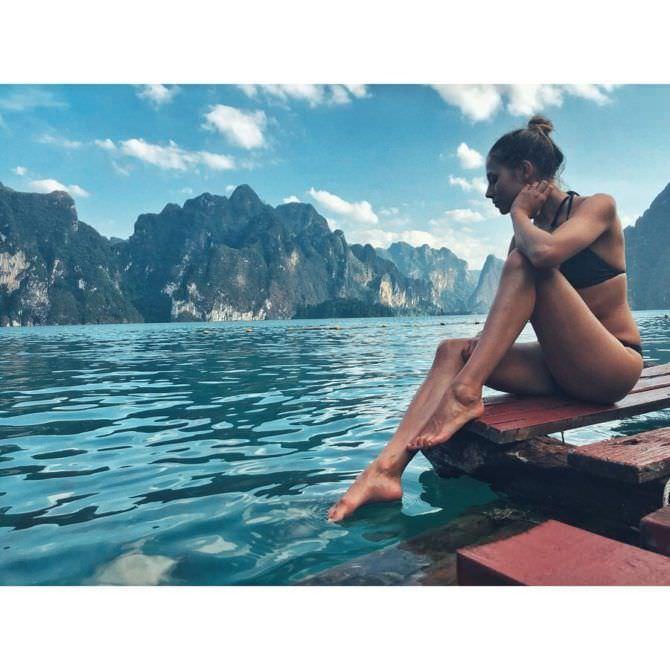 Ольга Веникова фотография в инстаграм