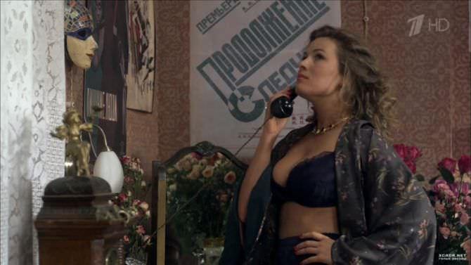 Виктория Маслова кадр из фильма в белье