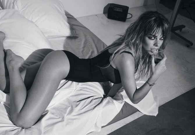 Анна Старшенбаум фотография в красивом белье