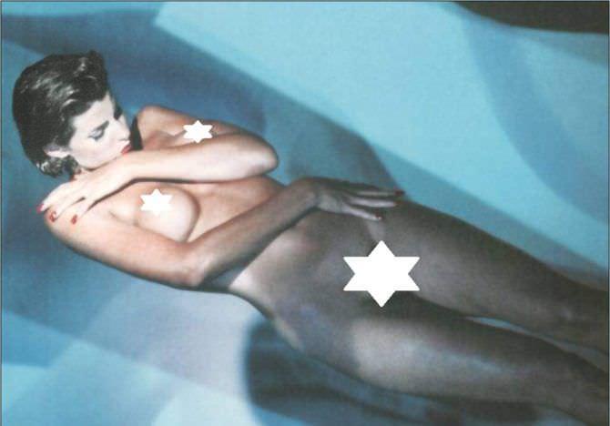 Джоан Северанс фото без одежды в воде