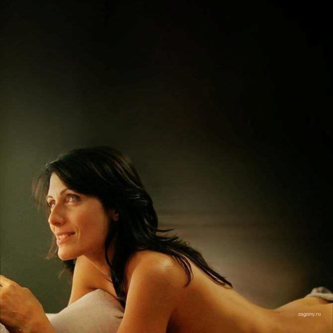 Лиза Эдельштейн откровенный кадр из фильма