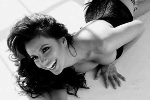 Ева Лоногрия фото для журнала Maxim