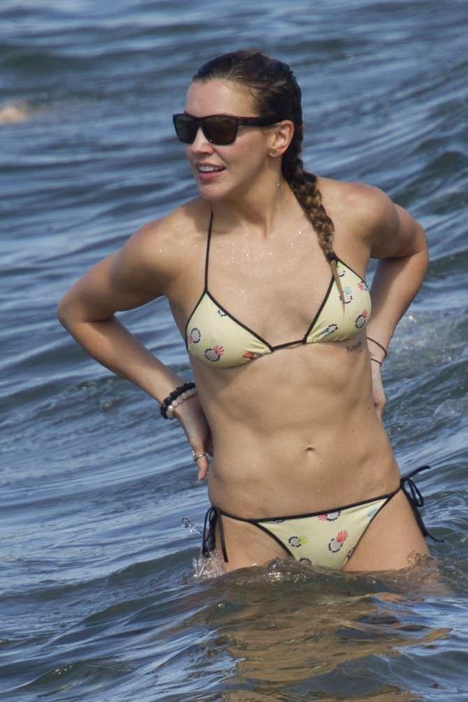 Кэтрин Кэссиди фото в море