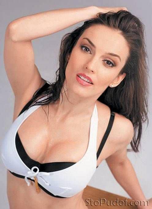 Юлия Зимина фото в белье