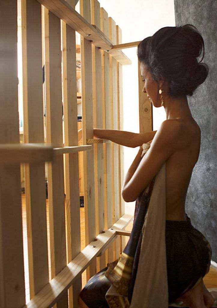 Мирослава Карпович на фотосессии