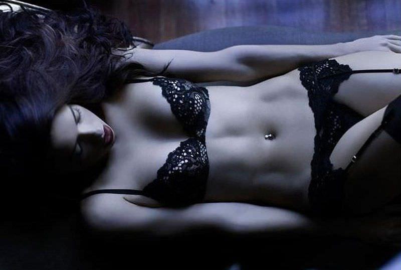Андриана Лима фото в белье