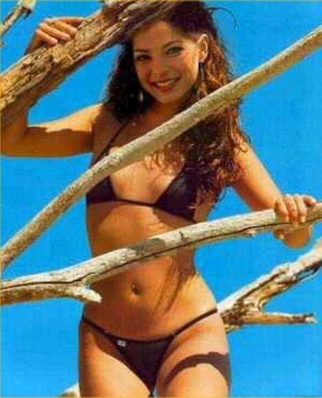 Кристин Кройк фото в молодости