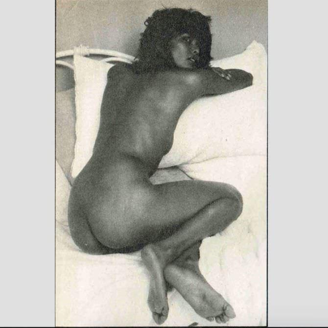 Лаура Гемсер фотография в молодости