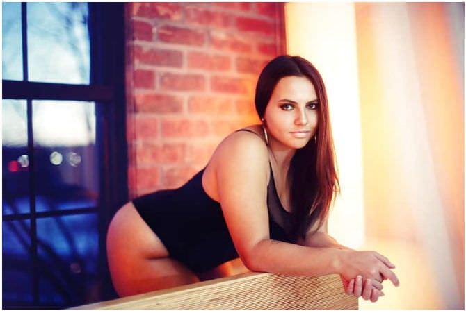 Анна Крылова фото в закрытом купальнике