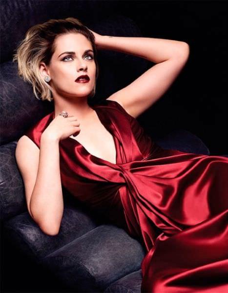 Кристен Стюарт фото в платье