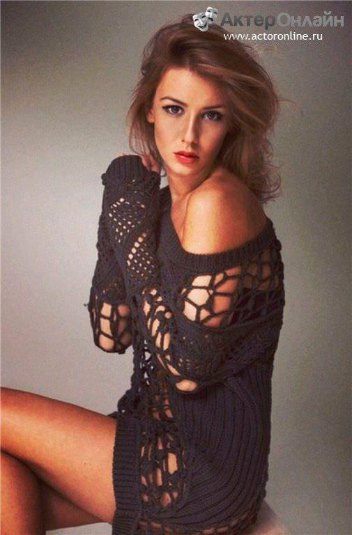 Ирина Старшенбаум фото в кофте
