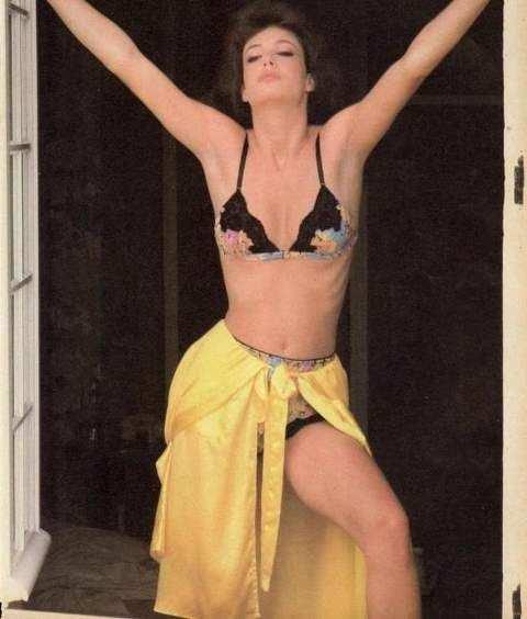 Келли Леброк фото в купальнике