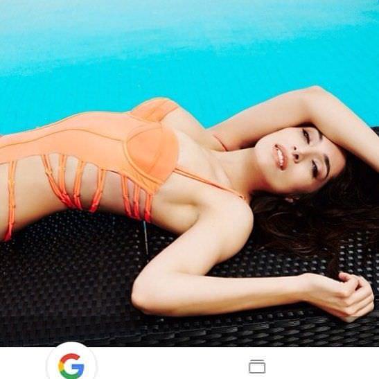 Катерина Мурино фотосессия в купальнике