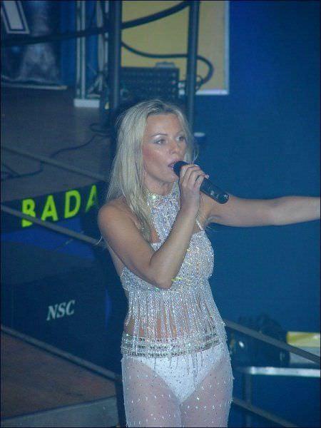 Ирина Салтыкова фото на сцене